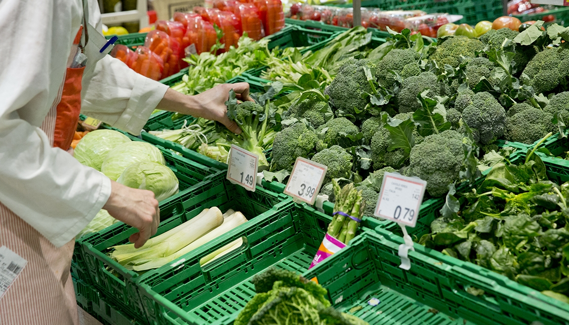 Los envases reutilizables de plástico generan menos impactos ambientales en la logística de frutas y hortalizas