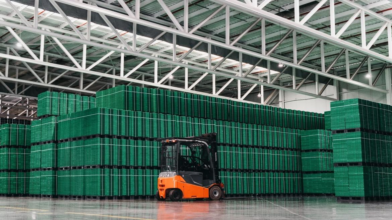 Reciclaje post industrial de los envases para la distribución alimentaria